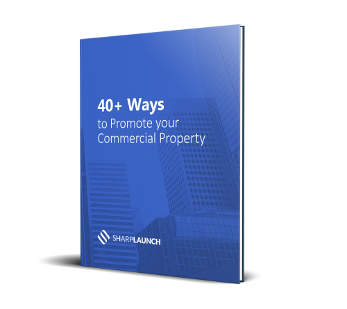 Test eBook: 40+ Ways to Promote your Commercial Property  Copy