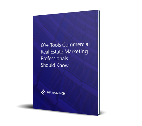 eBook: 60+ Tools All Commercial Real Estate Marketers Should Know