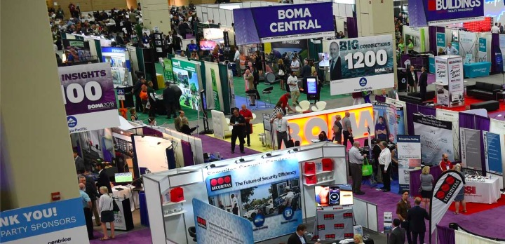 BOMA commercial real estate events 2020