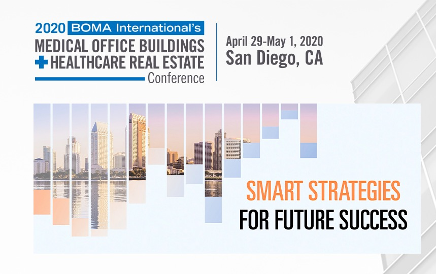 BOMA MOB commercial real estate events 2020