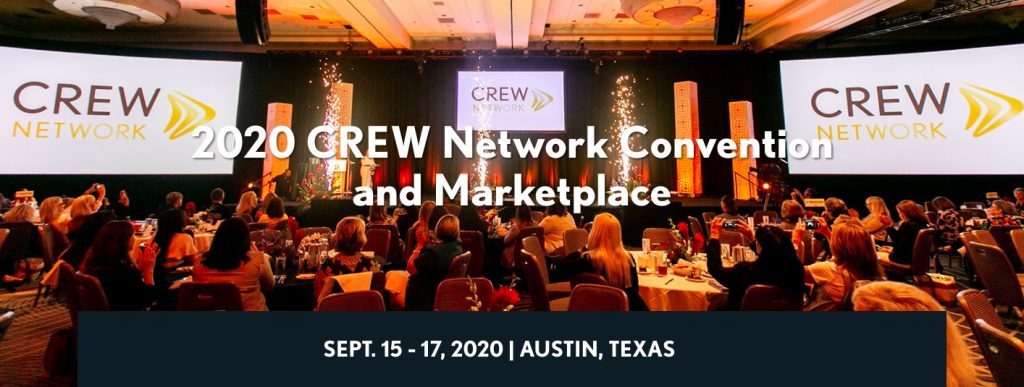 CREW Network commercial real estate events 2020