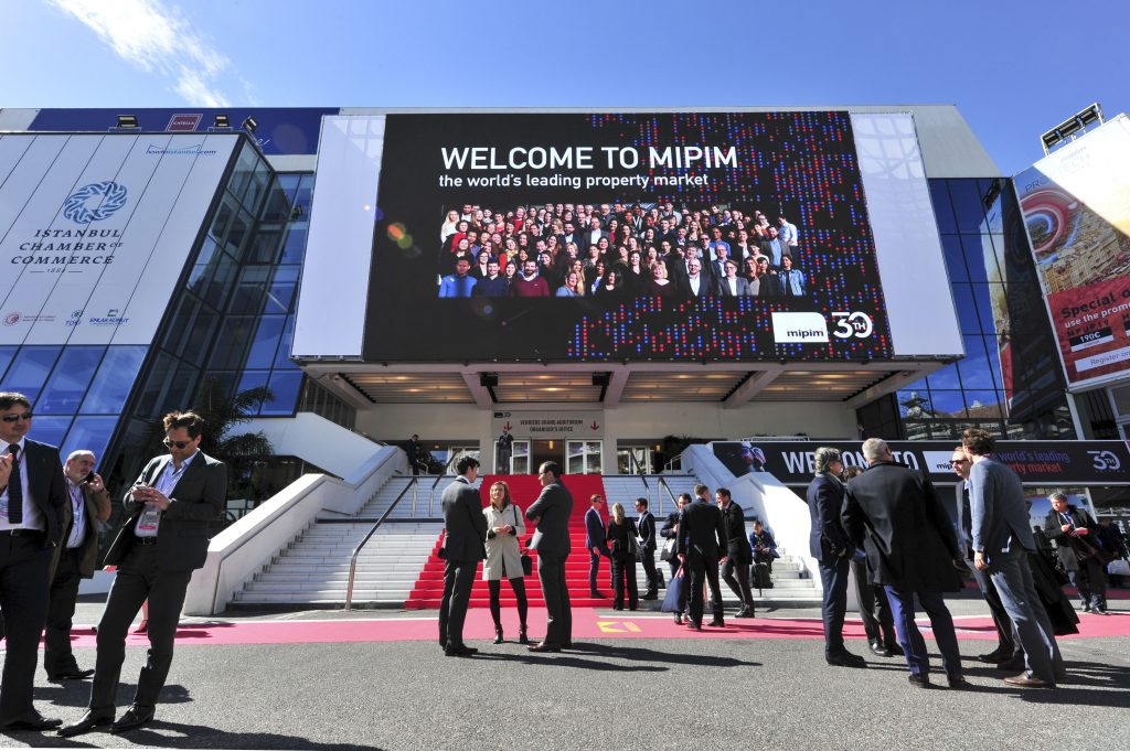 MIPIM commercial real estate events 2020