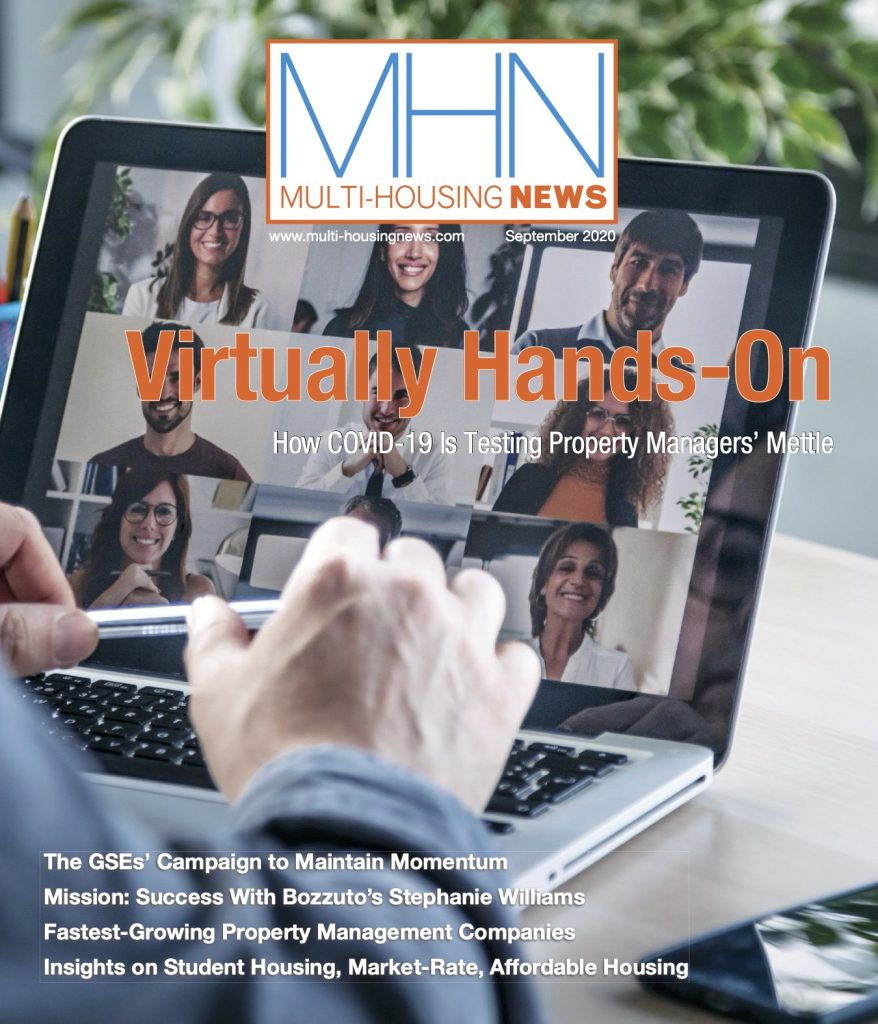commercial real estate magazine multi housing news